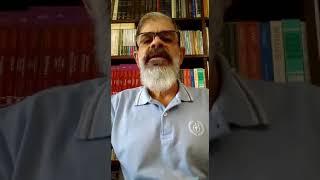 De quem é a luta? I Devocional com Rev. Luís Alberto - 09/05/2020