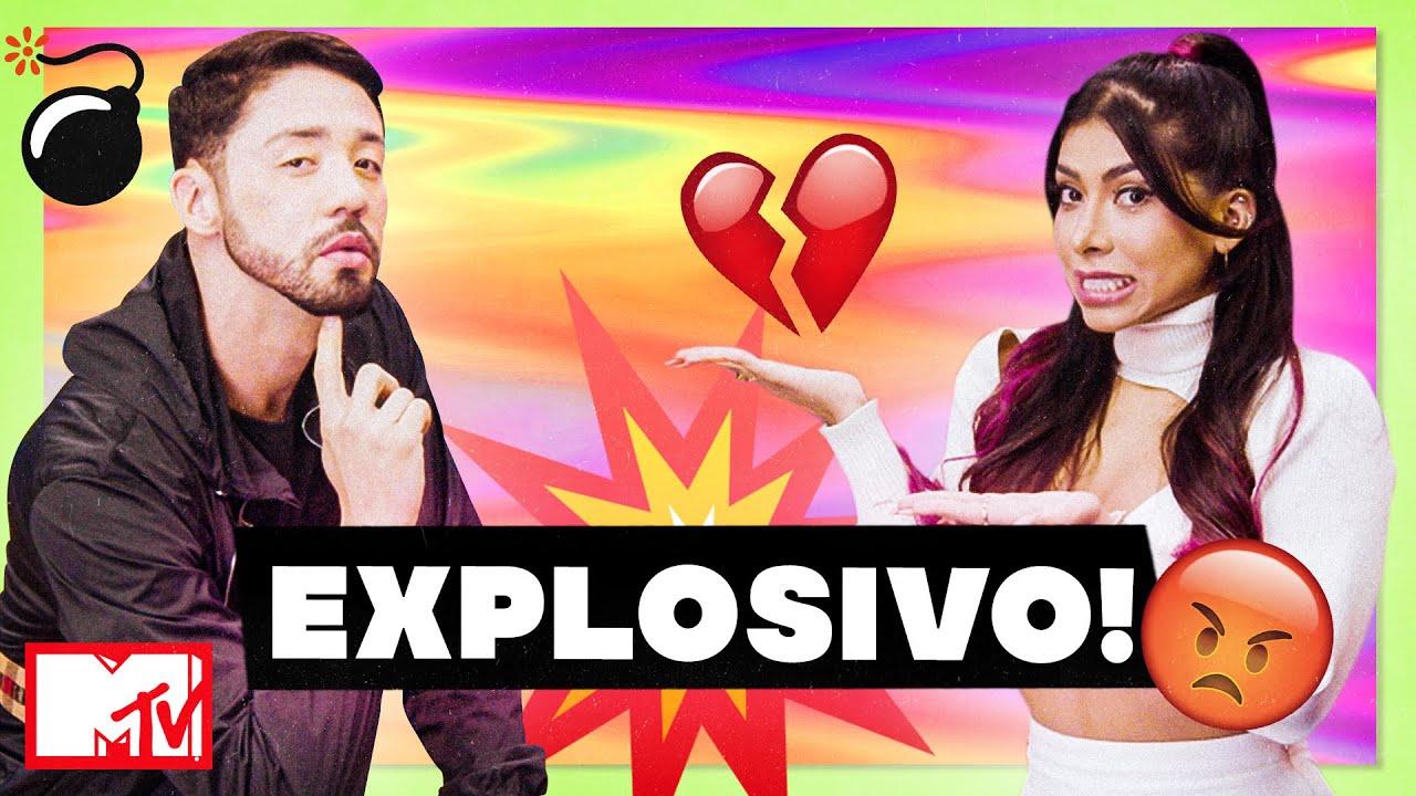 Ele NÃO se controla (com Rico Melquiades) | MTVixe com Ingrid Ohara
