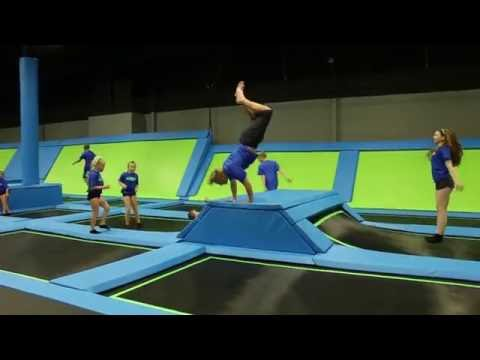 Blitz jump park