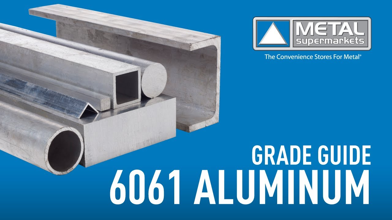 6061 Aluminum Grade Guide | Metal Supermarkets