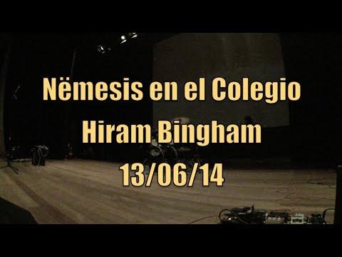 Nëmesis en el Colegio Hiram Bingham (13/06/14)