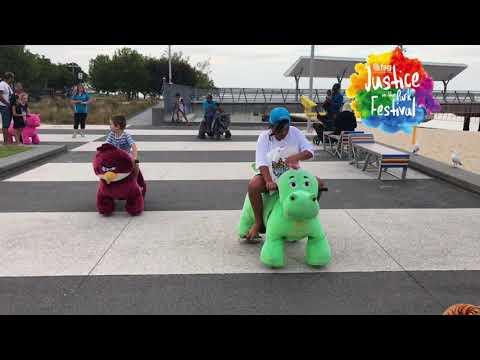 FSG Australia's Justice in the Park Festival 2017