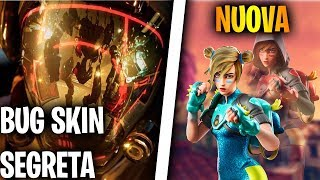 BUG SFIDE ASCESA STELLARE TO GET THE SKIN SEGRETA WITHOUT PASS & NEW SKIN MOXIE Fortnite ITA