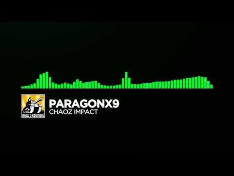 Music video ParagonX9 - Chaoz Impact
