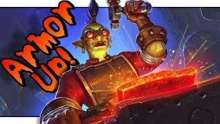 Hearthstone: N'Zoth Warrior - Classic Control