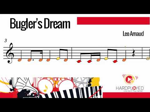 Olympic Anthem - Buglers Dream Theme Song - Leo Arnaud | Boomwhackers