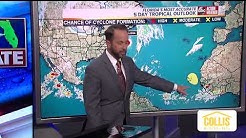 Tracking the Tropics | October 12 Evening Update