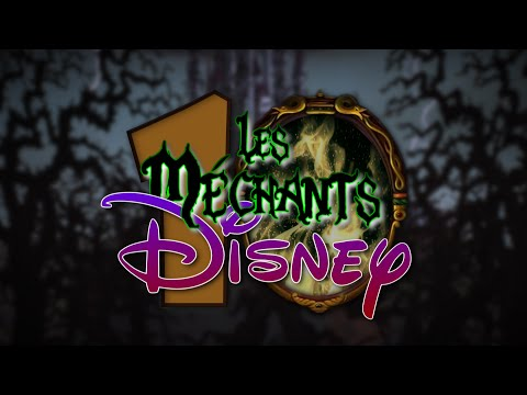 TOP TEN - Les méchants Disney