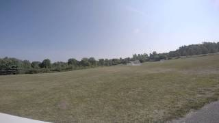 Sportsman cub mini flights part 1
