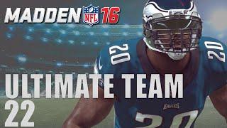 Madden 16 Ultimate Team - Halloweekend Ep.22