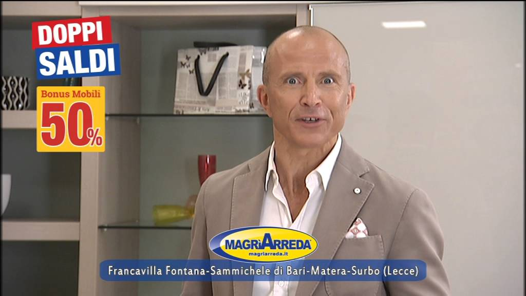 Spot magr arreda promozione doppi saldi youtube for Magri arreda sansepolcro