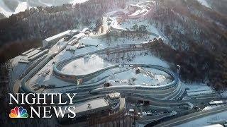 PyeongChang Braces For Frigid Weather Ahead Of The Olympics | NBC Nightly News