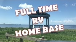 Establishing a Florida Home Base for the Full Time RV Lifestyle