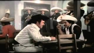 Vicente Fernandez Escuche las Golondrinas