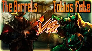 """""""The Barrels"""" VS """"Tobias Fate"""" - GANGPLANK Montage 