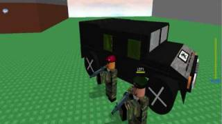 Roblox United Forces Memorial Video