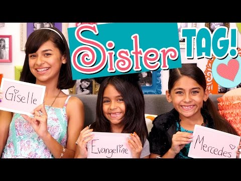 Sister Tag : SO CHATTY // GEM Sisters