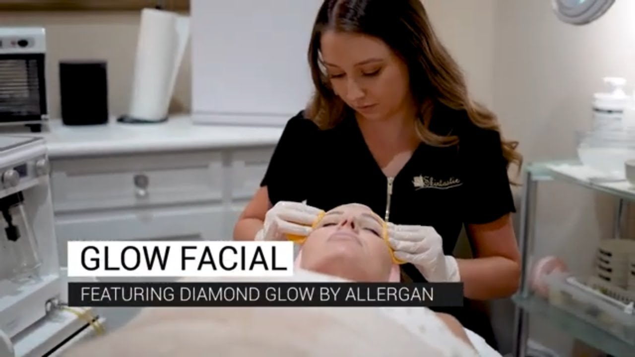 Diamond Glow Treatment by Allergan 1