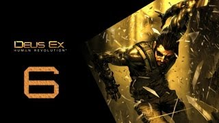 Deus Ex Human Revolution Прохождение Часть 6