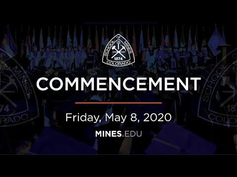 2020 Undergraduate Commencement Full Ceremony
