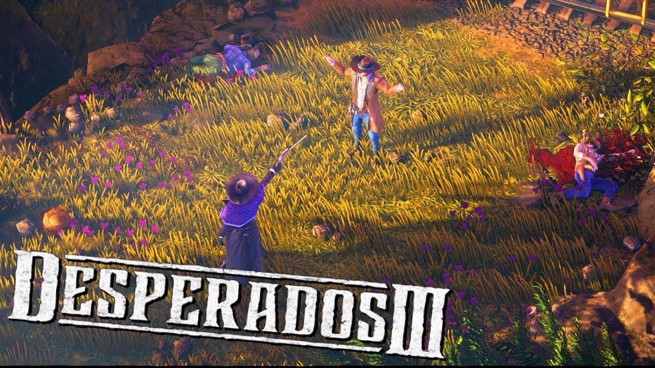 Desperados 3 Gameplay Pc Hd Youtube