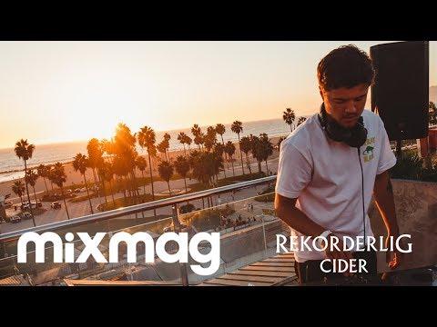 JERRY FOLK | Sunset Session in LA w/ Mixmag x Rekorderlig