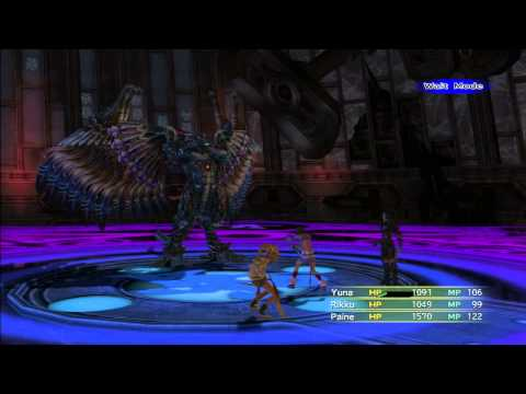 Final Fantasy X-2 Remaster - Baralai & Bahamut