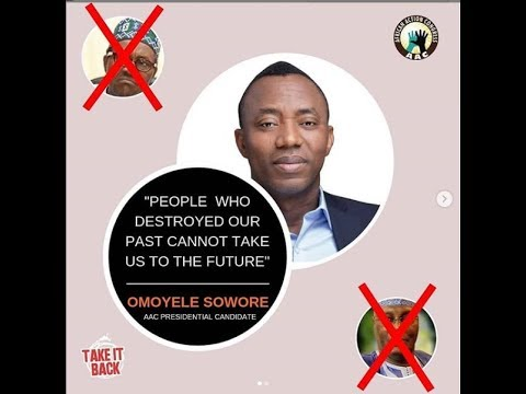 WHY OMOYELE SOWORE WAS MUTED AT THE #BIG DEBATE BY CHANNELSTV