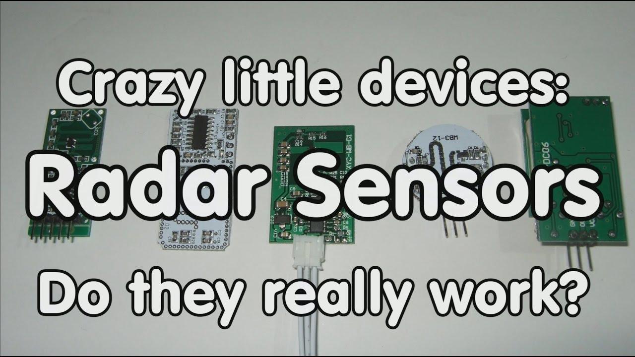 Radar Sensors Put To The Test | Hackaday