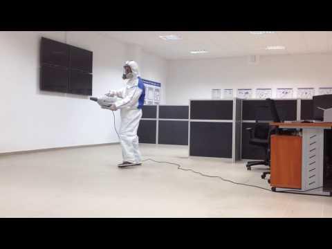 Уничтожение тараканов, дезинсекция помещения от паразитов в Смоленске