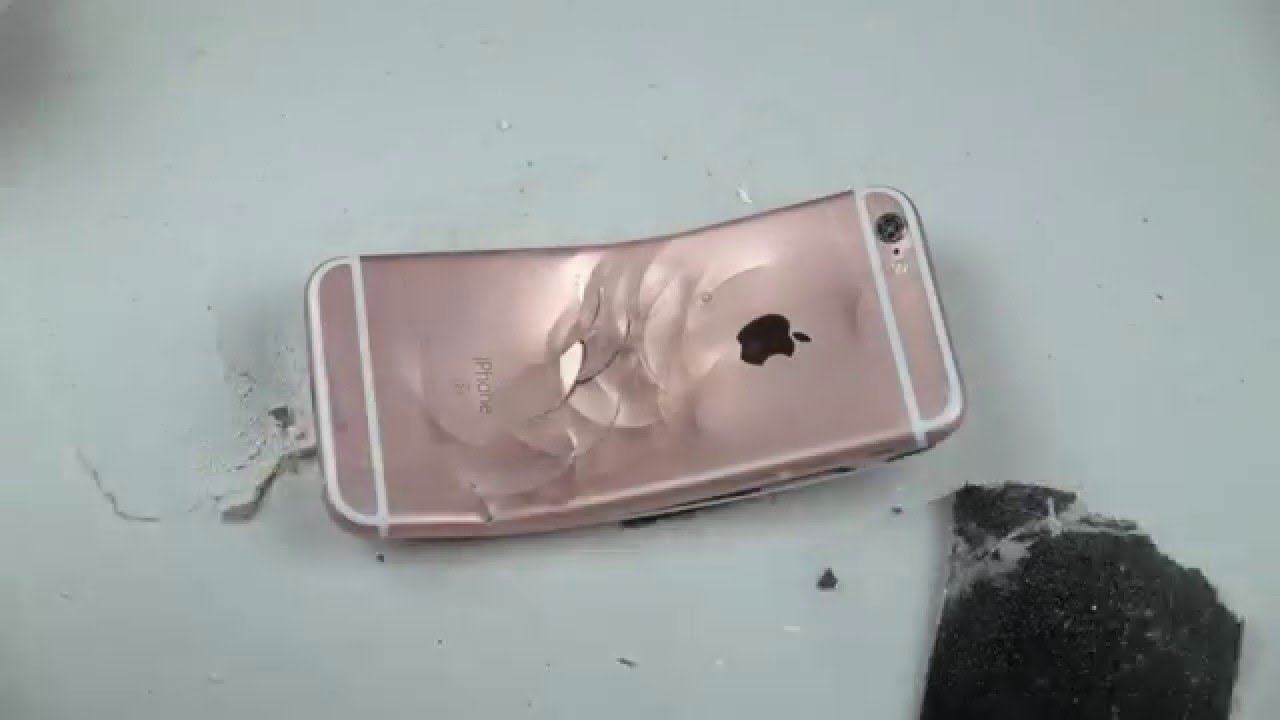 айфон 6 с розовое золото фото
