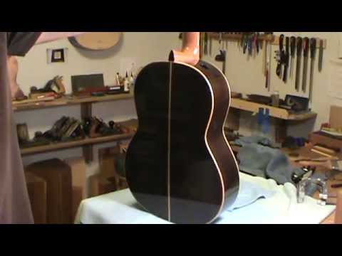 Oberg Guitars 2011 Indian Rosewood/Spruce
