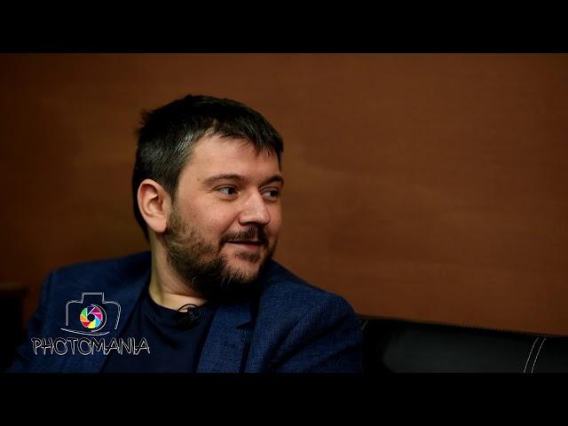 PHOTOMANIA   Interviu Vlad Lodoabă
