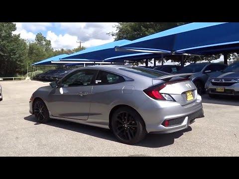 2020 Honda Civic San Antonio Austin Houston Boerne Dallas Tx H200080 Youtube