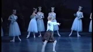 Marijn Rademaker as James in La Sylphide at Stuttgart Ballet