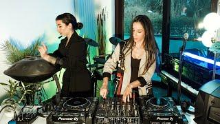 Giolì & Assia - #DiesisLounge @Episode01 [Handpan, Guitar, Piano] #stayhome