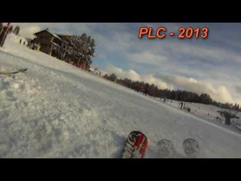 Ski em Andorra Vallnord PAL - atalhos fora de pista -