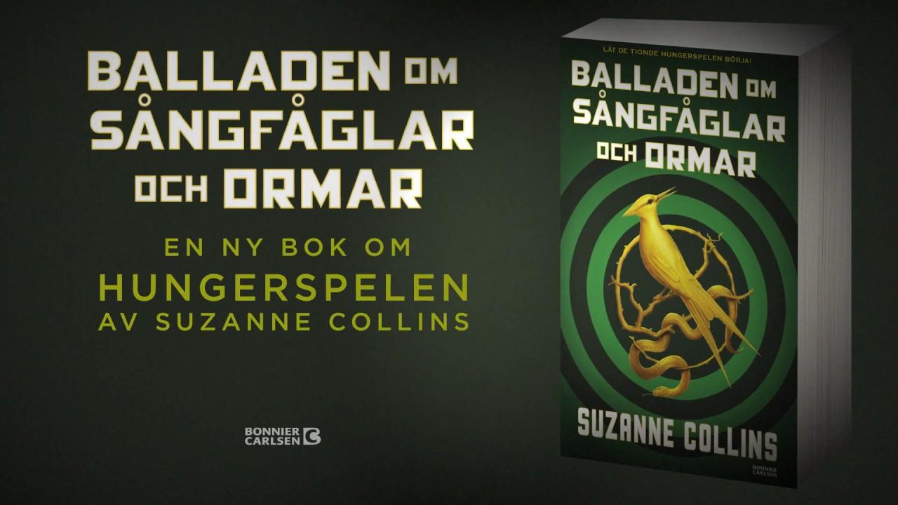 Balladen om sångfåglar och ormar - Suzanne Collins - Häftad ...