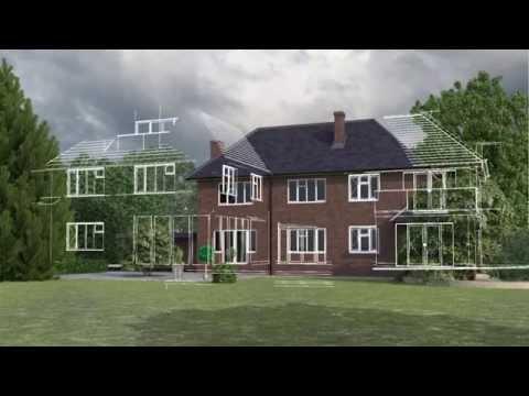 Measured Land and Building Surveys CGI