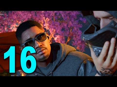 Watch Dogs 2 - Part 16 - WRENCH FACE REVEAL!