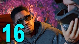 Watch Dogs 2 - Part 16 - WRENCH FACE REVEAL!(, 2016-11-27T01:00:00.000Z)