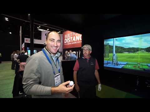 Uneekor At The 2019 PGA Merchandise Show With Dr Harry Brandt