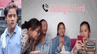 Carmela, Magui, Analain and Athena's prank call gone wrong to DJ