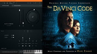 Скачать The Da Vinci Code Chevaliers De Sangreal Hans Zimmer Strings Demonstration