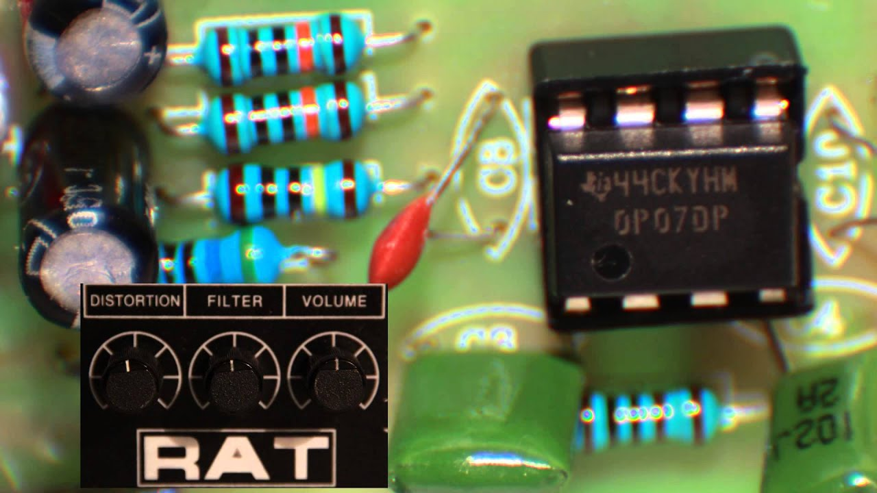 test proco rat 2 0p07dp vs lm308n chip