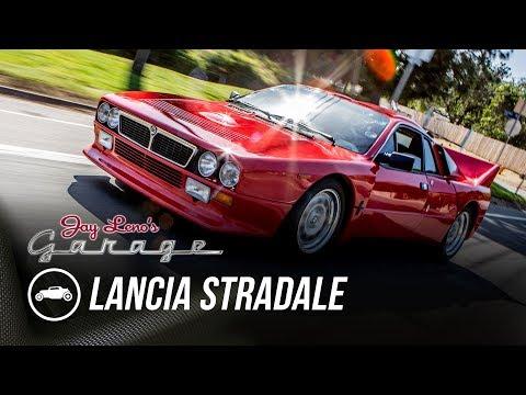 1982 Lancia Stradale – Jay Leno's Garage