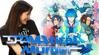Dramatical Murder First Look on Anime Club!