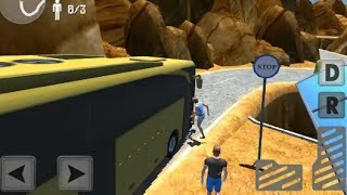Off Road Hill Climber: Bus SIM Android Gameplay