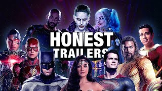 Honest Trailers | The DCEU (400th Trailer)