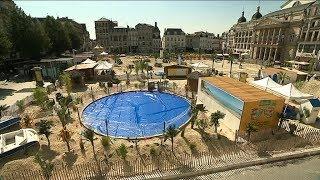 Ouverture de la plage traditionnelle de St Quentin